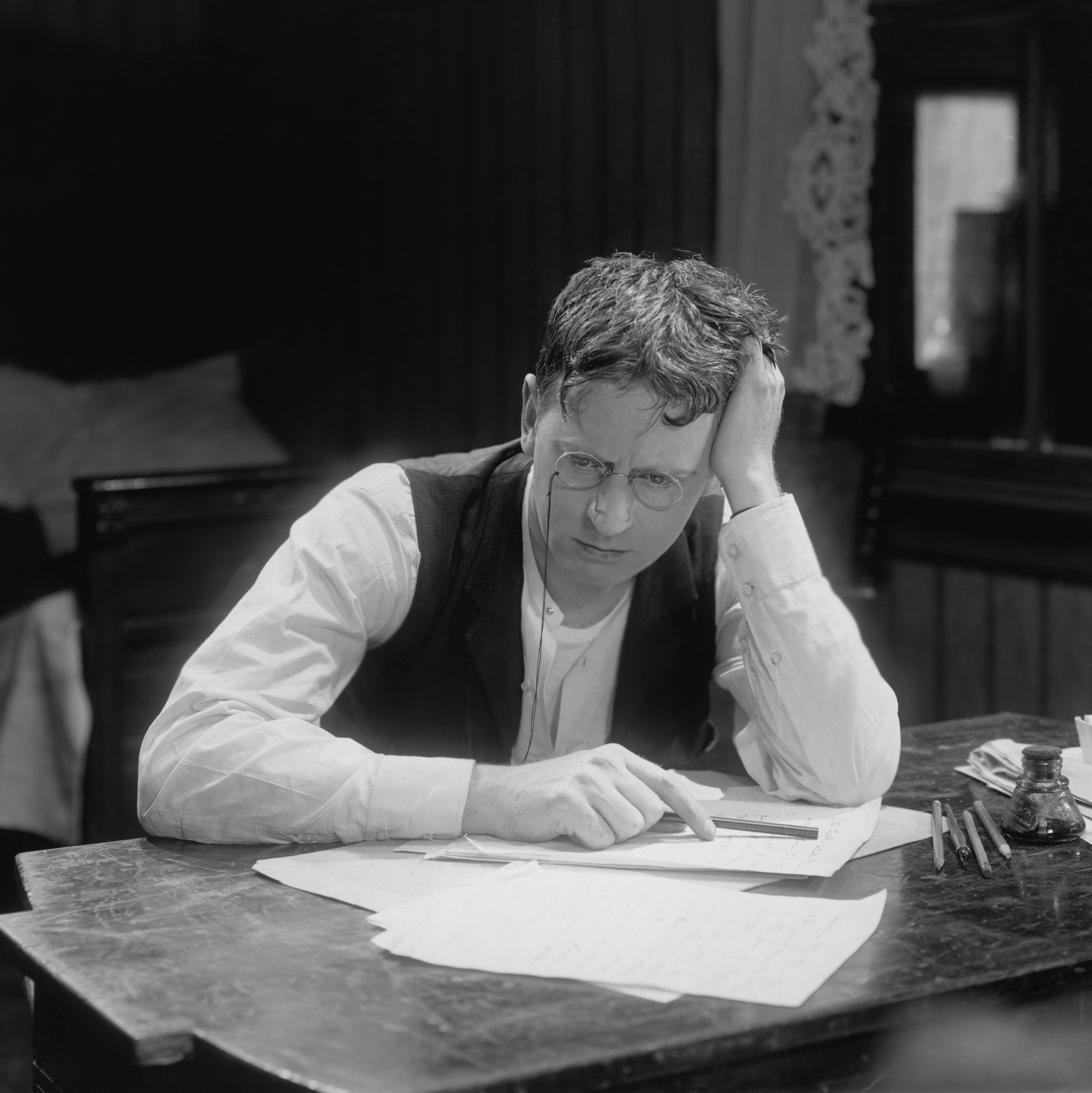 Writer's block: the most likely reason why you are stuck