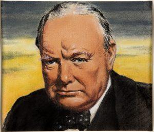 Winston Churchill The Power of Words