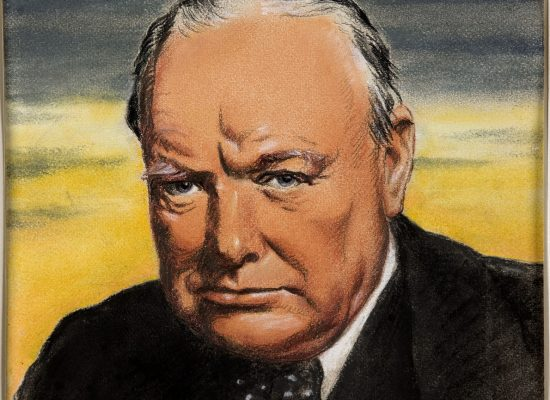 Winston Churchill The Power of Words